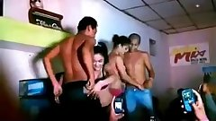 Strip fest party in hottest Indian college mms scandal -www.desiscandal.xyz