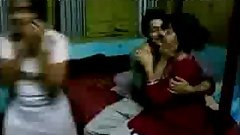 Bangladeshi Hot Village girl kissing with her boyfriend - Wowmoyback